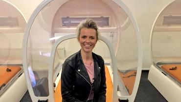 Angela van Zlim Elst - achter de schermen interview
