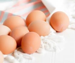 Zlim afvallen - zo gezond is een ei